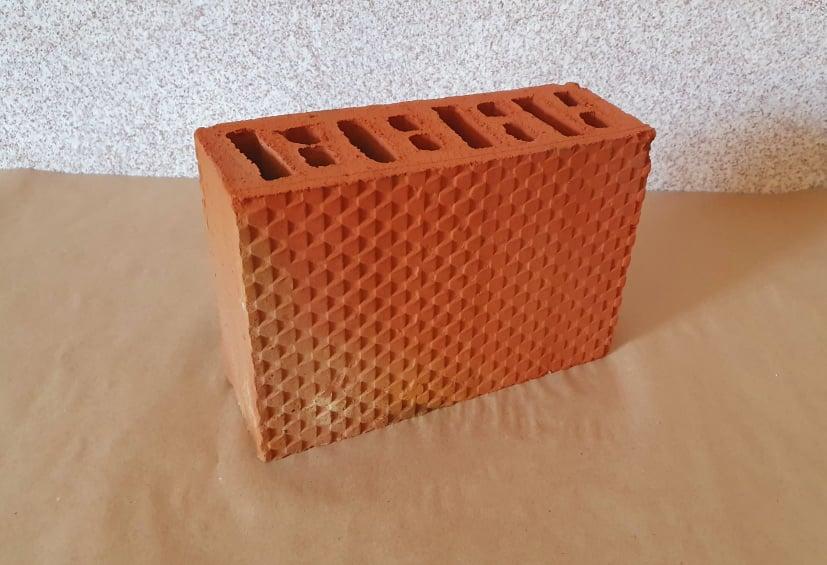 Блоки строительные керамические 260x90x180 мм